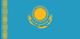 Kazakstan Flag